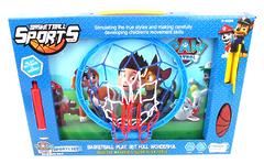 Набор для баскетбола щенячий патруль