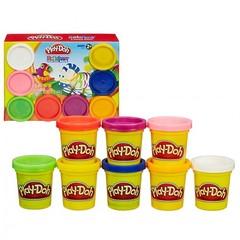 Набор Пластилина Из 8 Банок Play-Doh, A7923
