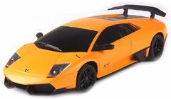Радиоуправляемая машинка MZ Lamborghini LP670 1:24 металл