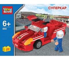 Детский конструктор Город Мастеров Суперкар 8892