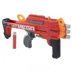 Бластер NERF MEGA BULLDOG со стрелами E3057