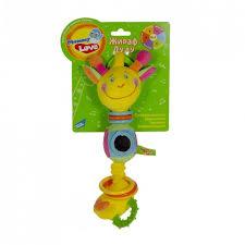 Подвесная игрушка Mommy Love Жираф Дуду (ZHSS0\M)