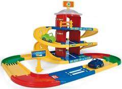 Детский паркинг 3 этажа с дорогой 4,6 м Kid Cars 3D