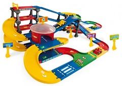 Детский паркинг с трассой 9,1 м Kid Cars 3D