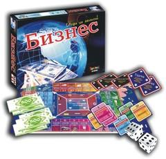 Настольная игра Бизнес (игра на деньги)