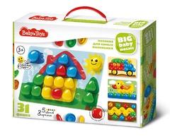 Мозаика для самых маленьких 31 элементов Baby Toys