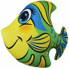 Игрушка антистресс «Рыбка», зеленая
