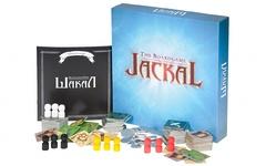Настольная игра Шакал (обновленная; 6+)