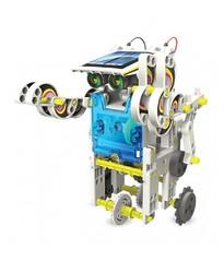 Эко конструктор на солнечной батарее 14 в 1 CSL 2115
