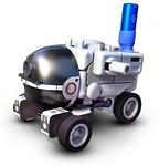 Эко конструктор Space Flee 7 в 1 CSL 2117