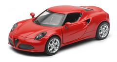 Модель автомобиля Alfa Romeo 4C Стрит Файер - Альфа Ромео 4С 1:32