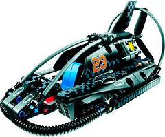 Конструктор Decool 2 в 1 3361 Корабль на воздушной подушке (170 деталей)