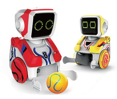 Двойной набор Робот футболист Кикабот