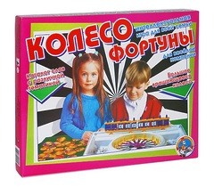 Настольная игра «Колесо Фортуны»