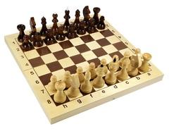 Игра настольная «Шахматы» (деревянные)