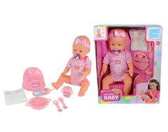 "Simba 10 5039005 Кукла ""Младенец 43 см с аксессуарами"""