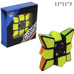 Головоломка Кубик Рубика 1х3 Спинер