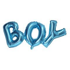 """№013 Надпись """"BOY"""" 27 см*69 см."""