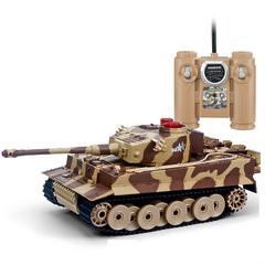 Радиоуправляемый танк HQ Battle Tank 518 1:24
