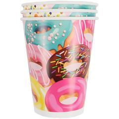 """№63 """"Пончики"""" - стаканы (в упаковке 6 шт.)"""