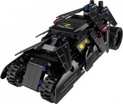Конструктор CaDa Бэтмобиль C52005W инерционный, 212 деталей