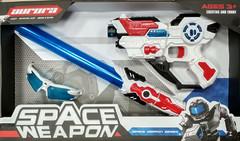 Игровой набор космического оружия Aurora Space Weapon (KT8889-65)