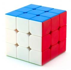 MoYu 3x3x3 Cubing Classroom MF3S Цветной пластик (Кубик Рубика Мою 3х3х3 Кубинг Классрум МФ3С)