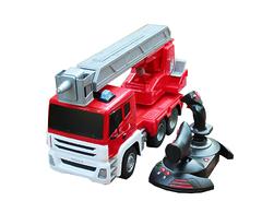Радиоуправляемая пожарная машина 1:18 MZ 2081 1