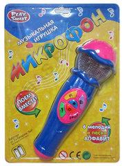 Музыкальная игрушка Микрофон. Поем вместе