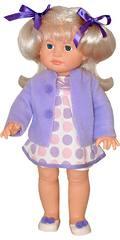 Кукла Ника 1, 40 см арт. 15-С-18