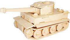 Сборная деревянная модель ТАНК ТИГР МК-1