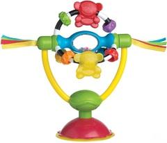 """Развивающая игрушка """"Веселая вертушка"""" на присоске, арт. 0182212"""