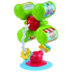 Развивающая игрушка на присоске Колесо обозрения ПлейГо 1536 PlayGo