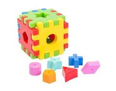 Развивающая игрушка Волшебный куб 12 элементов