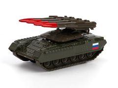 """Инерционный танк """"Ракетно-зенитный комплекс"""", 12 см (SB-16-19-BUK-G-WB)"""