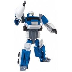 Робот трансформер, тягач синий, Hap-p-Kid (Хэппи Кид) 4114T