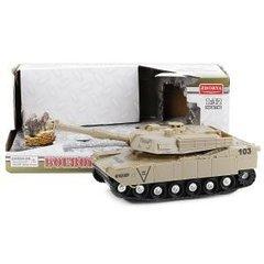Боевой танк инерционный со световыми эффектами