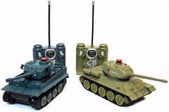 Радиоуправляемый танковый бой HQ 555 1:32