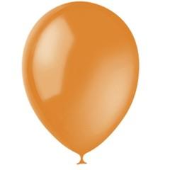 №140 Декоратор. Оранжевый. С гелием. 30 см.
