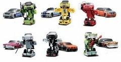 MAISTO Машина робот-трансформер (6 видов)