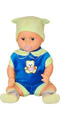 Кукла Витенька 5  с пустышкой Арт.: 15-С-3