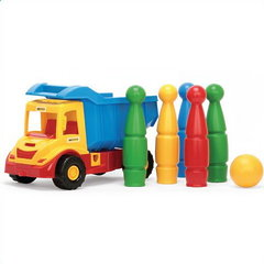 Мультигрузовик с кеглями Wader 32220