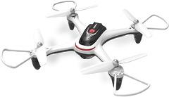 Квадрокоптер SYMA X15W с барометром и Wi-fi камерой