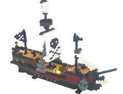 Конструктор из блоков Pirate Ship (66505)